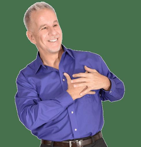 Todd Kaufman is Toronto's Anxiety Specialist